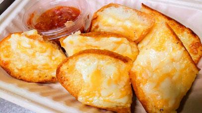ガーリックチーズブレッド ¥860