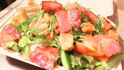 BLTサラダ ¥970