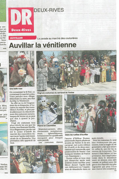 article paru le lundi 14 avril 2014
