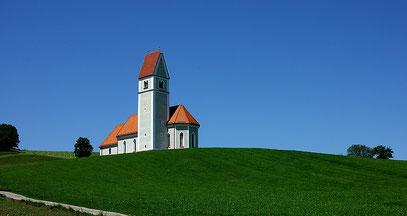 die Kapelle ist in Bayern zu finden