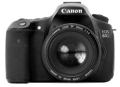 meine Neuerwerbung Canon EOS 60 D