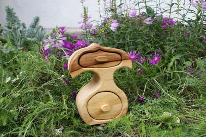 Pilz aus Eschenahorn