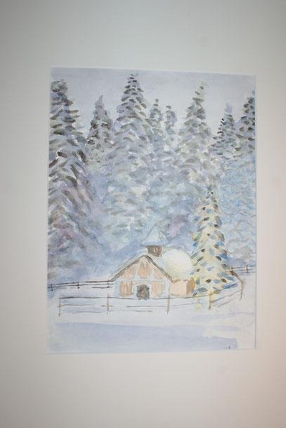 Bergkirche / Ingrid Achleitner