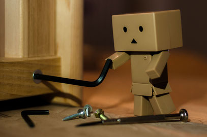 Martin - Foto 5 - Danbo at work