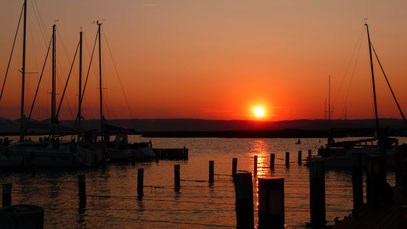 Marion- Foto 1 - Sunset am Neusiedler See