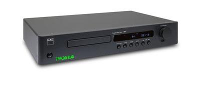 Das neue NAD Spitzenmodell CD-Player C 568 - Preis 799,00 EUR (Bild anklicken)