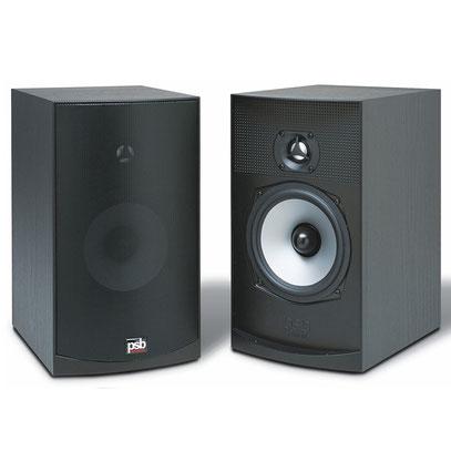 psb speaker ALPHA B1, esche schwarz (Ausführung Siena durch USA Import möglich.)