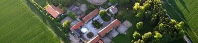 Luftaufnahme von Gut Waitzrodt (vergrößerbar)