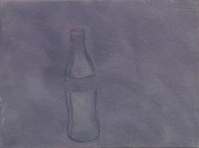 Cola, Öl/Leinwand, 30 x 40 cm, 2017