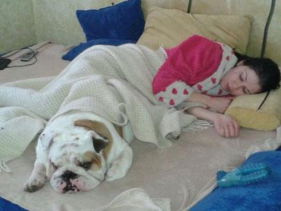 Сладко спим :)