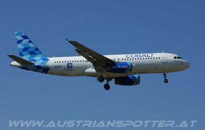 Cobalt Airlines  2016 - 2018