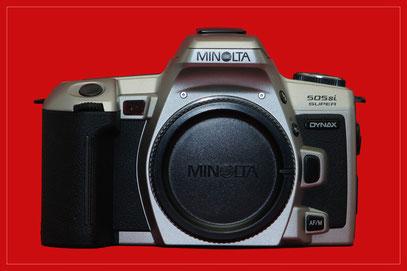 MINOLTA Dynax 505si Super