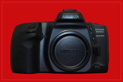 MINOLTA Dynax 500si Super