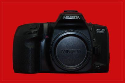 MINOLTA Dynax 500si