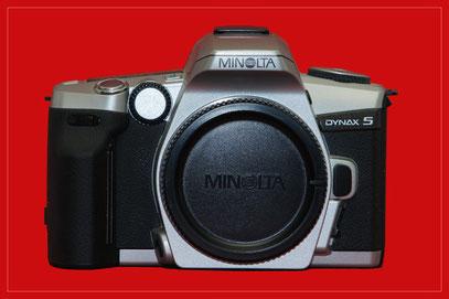 MINOLTA Dynax 5