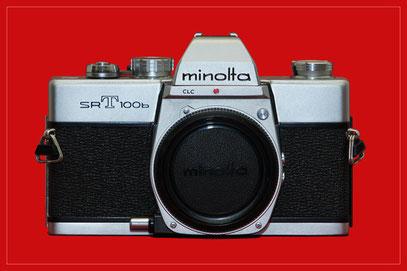MINOLTA SR-T 100B