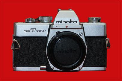MINOLTA SR-T 100X