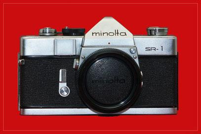 MINOLTA SR-1V (Baujahr 1965)