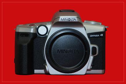 MINOLTA Dynax 4