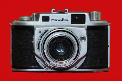 MINOLTA A (Version mit CITIZEN MX-Verschluss)