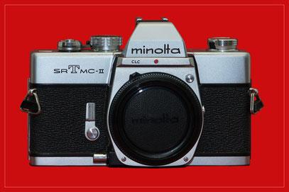 MINOLTA SR-T MC-II