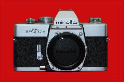 MINOLTA SR-T 101B