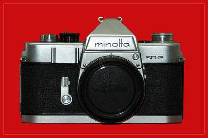 MINOLTA SR-3, 2. Version (Baujahr 1961)