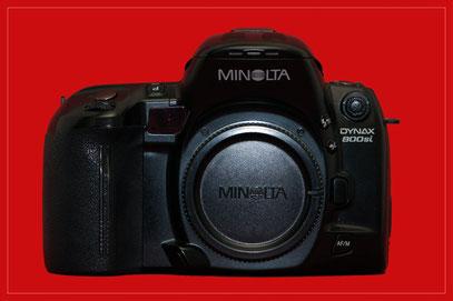MINOLTA Dynax 800si