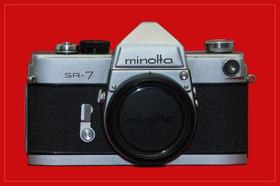 MINOLTA SR-7, 2. Version (Baujahr 1963)