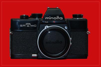 MINOLTA SR-T MC