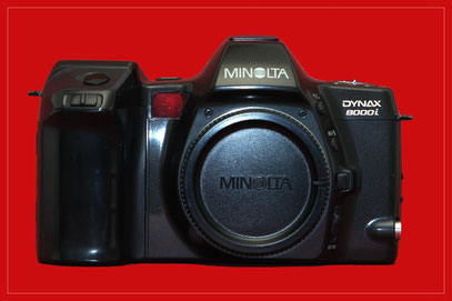 MINOLTA Dynax 8000i