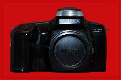 MINOLTA Dynax 5000i