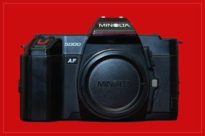 MINOLTA 5000 AF