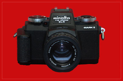 MINOLTA 110 SLR Mark II