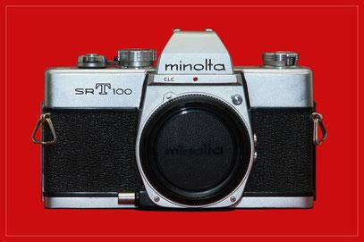 MINOLTA SR-T 100