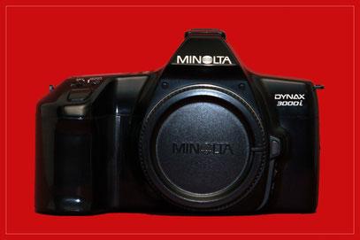 MINOLTA Dynax 3000i