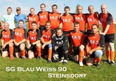 SG Blau Weiß 90 Steinsdorf - Saison 2011/12