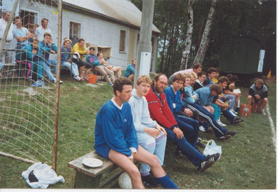 Pfingstturnier am 7.6.1962 in Rüdersdorf
