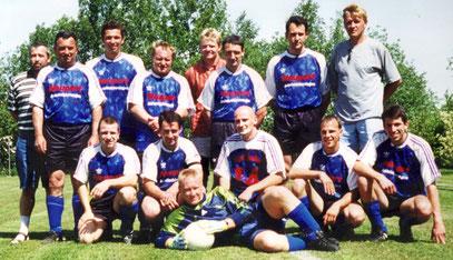 Aufstieg Saison 2000/01