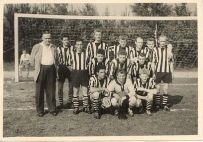 Mannschaft, Sainson 1963/64