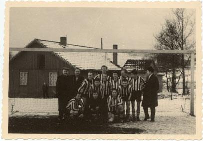 Mannschaftsbild, Winter