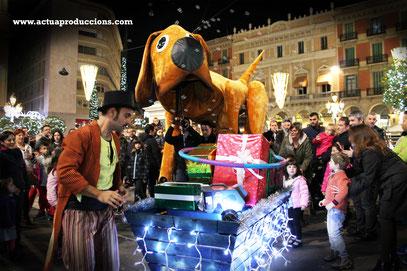 espectáculos navidad