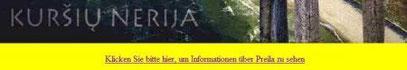 Private Informationsseite über Preila und die kurische Nehrung.