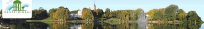 Relativ neuer 4-Sterne Campingplatz bei der Kurstadt Druskininkai und nur ca. 500 Meter von der Altstadt von Druskininkai entfernt.