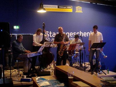 Andreas Hertel Quintett Jazzfestival Völklingen 2009 feat. Thomas Bachmann-Sax