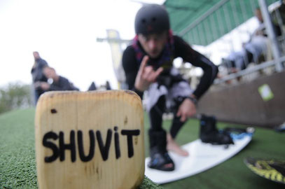 """Shuvit"" By Tiz"