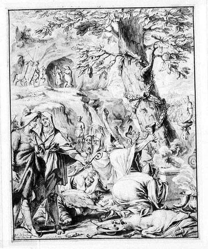 Johan Jakob: grossmuethiger feldherr (v.1689)