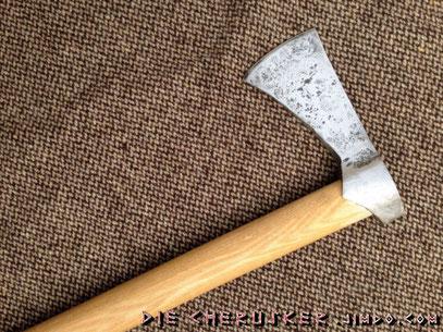 Waffenaxt nach Funden aus dem 3. Jahrhunderts