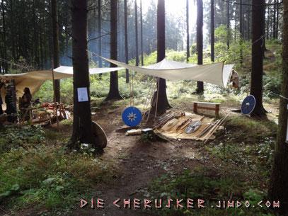 Germanisches Lager am Harzhorn