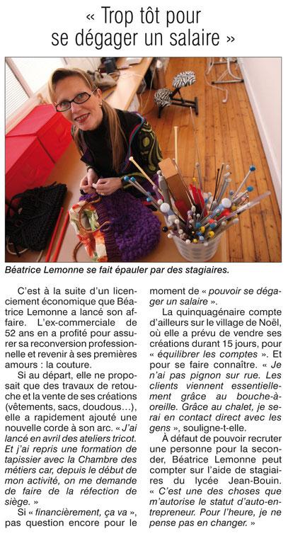 Edition Aisne Nouvelle du 5 novembre 2013